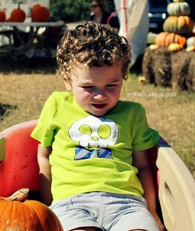 The Reality of Visiting the Pumpkin Patch! #fall