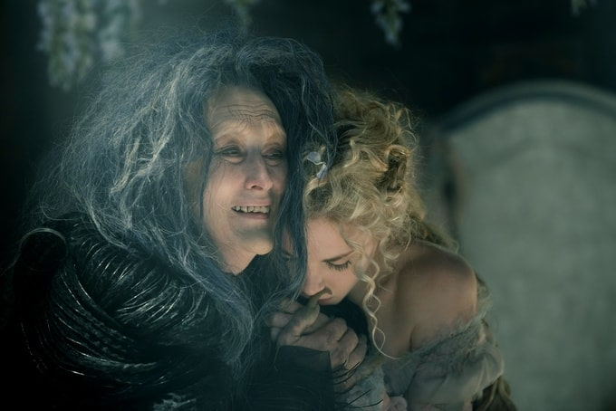 A Look Inside Into the Woods Movie #IntotheWoods #Disney