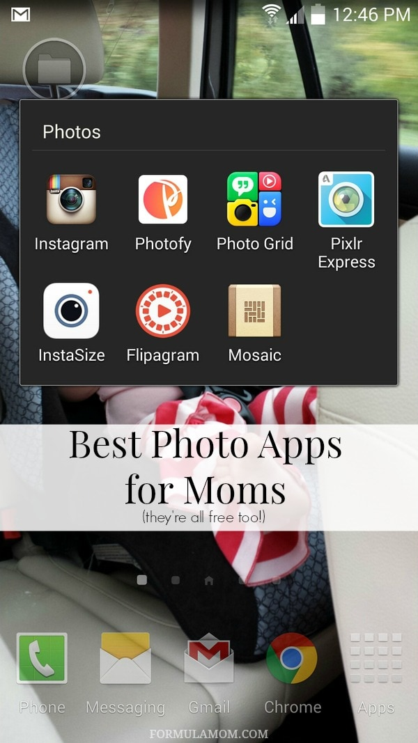 Best Photo Apps for Moms with Lowest Priced Unlimited Plans #Fall4Phones #shop #cbias