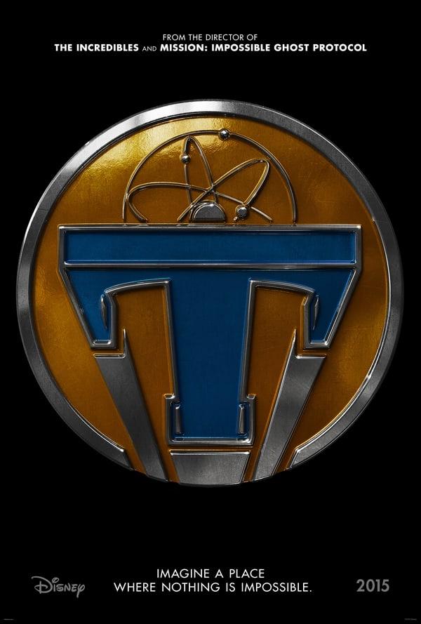 Disney's Tomorrowland Movie hits theaters 5/22! #Tomorrowland