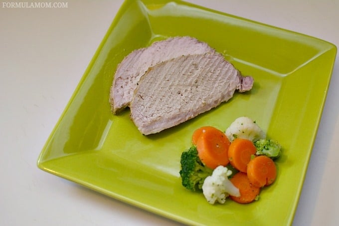 Easy Pork Loin Roast Recipe for Family Dinner #Porktober