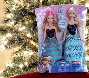 Frozen Dolls Giveaway #Frozen #Giveaway