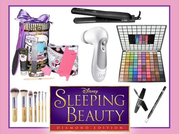 Disney's Sleeping Beauty - Beauty Prize Package
