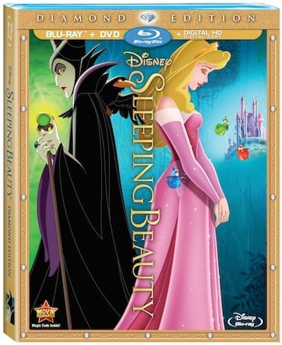 Enter to Win a Disney Sleeping Beauty prize package fit for a princess!