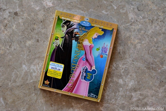Disney's Sleeping Beauty on Blu-Ray