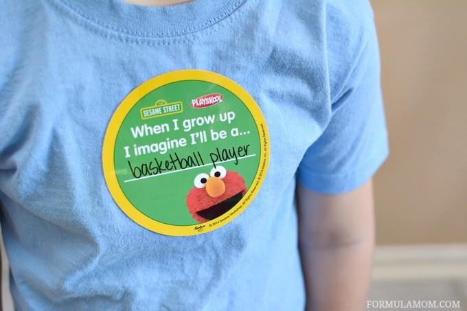 When I Grow up I imagine I'll be...