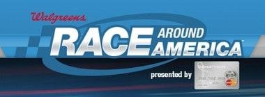Walgreens Race Around America #RaceAroundAmerica