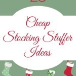 25 Cheap Stocking Stuffer Ideas