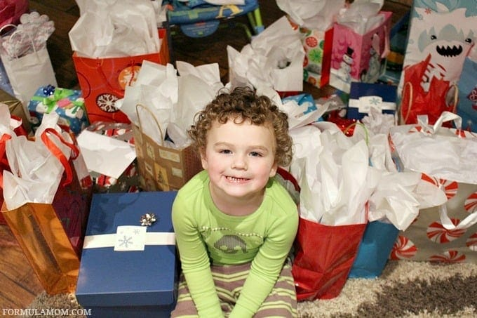 Christmas Eve Traditions: Opening Gifts