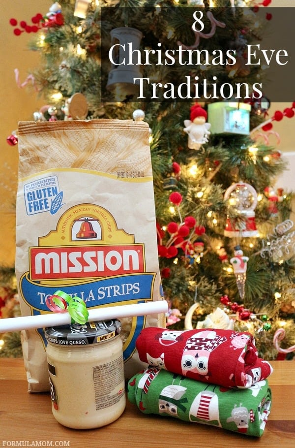 8 Christmas Eve Tradition Ideas #GiftGroupon
