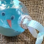 12 Days of DIY Christmas Ornaments: Melted Snowman Ornament