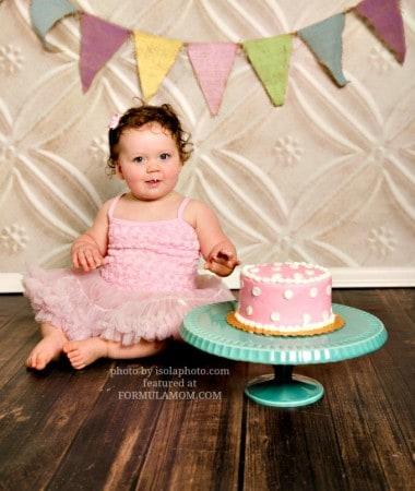 Happy Birthday Baby C!