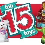 Kmart's Fab 15 Toy List is Here