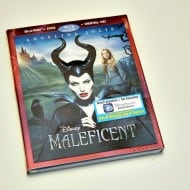 Maleficent on DVD Blu-Ray