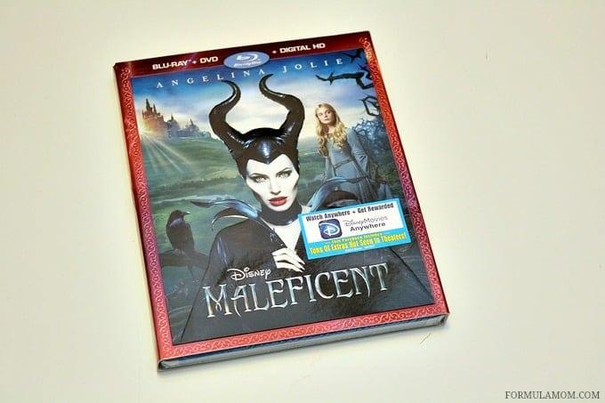 Maleficent on DVD now! #Disney