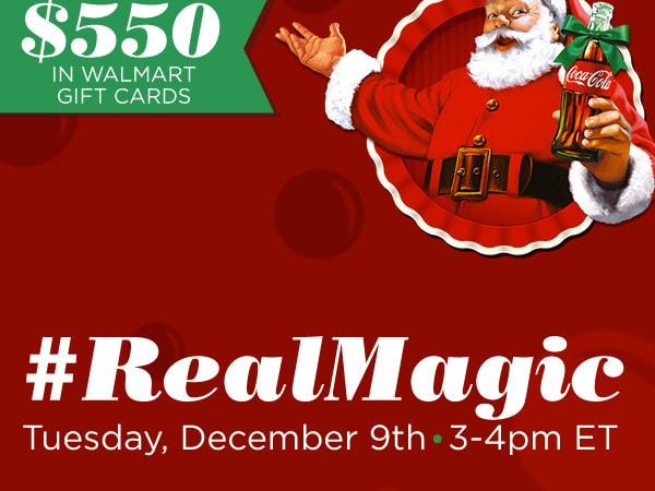 RSVP for the #RealMagic Twitter Party