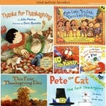 14 Thanksgiving Books for Preschoolers! Prep your kids for the big meal with these kids favorites!