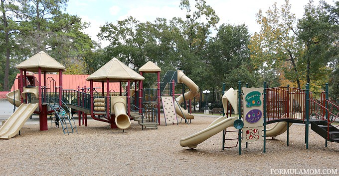 The Woodlands Parks Play Dates #GymboreePlaydate