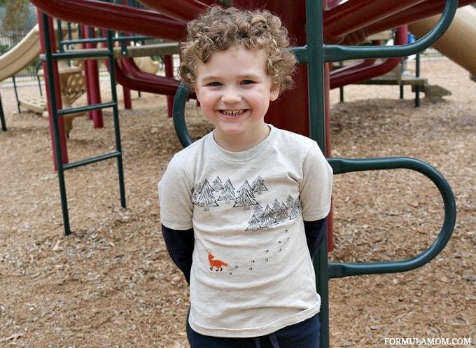 The Woodlands Parks Play Dates at Teddy Bear Park