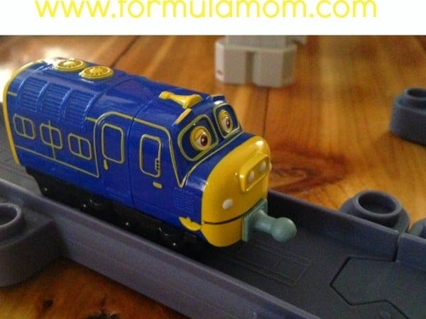 Chuggington Playset Review