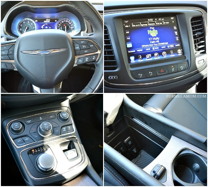 Luxury Features of the Chrysler 200 #DriveChrysler200