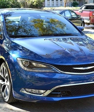 The Chrysler 200: Where Luxury Meets Faimily Life #DriveChrysler200