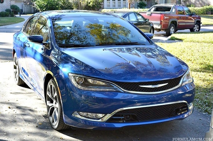 The Chrysler 200: Where Luxury Meets Family Life