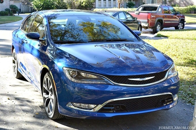 The Chrysler 200: Where Luxury Meets Faimily Life #DriveChrysler200