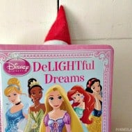 Elf on the Shelf Ideas: Princess Dreams (Gifts for Toddlers)