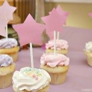 Fairy Birthday Magic Wand Cupcake Toppers (Cricut Birthday Party Ideas)