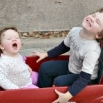 Funny Things Kids Do and Being Free to Laugh with Them