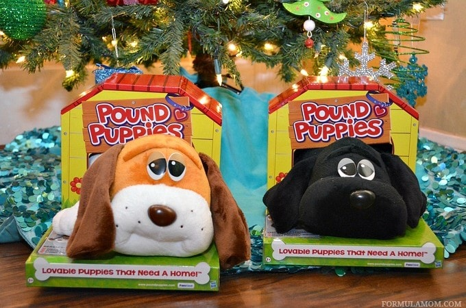 Holiday Gift Ideas for Kids: Pound Puppies
