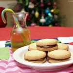 Holiday Recipes: Easy Fudge Sandwich Cookies