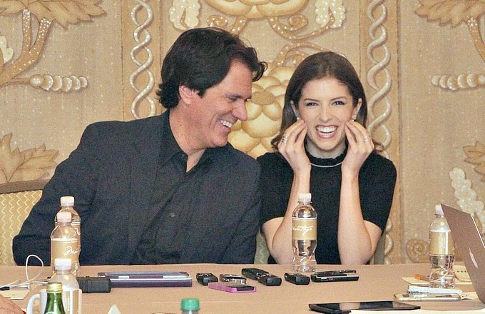Interview with Into the Woods Director Rob Marshall and actress Anna Kendrick #IntoTheWoodsEvent #IntoTheWoods