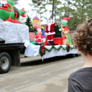 My Favorite Holiday Traditions: Christmas Parade #EveryDayCare