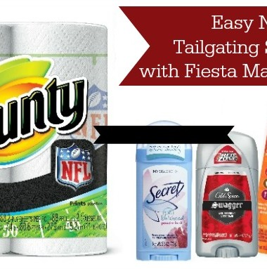 NFL Tailgating Success with Fiesta Mart and Proctor & Gamble