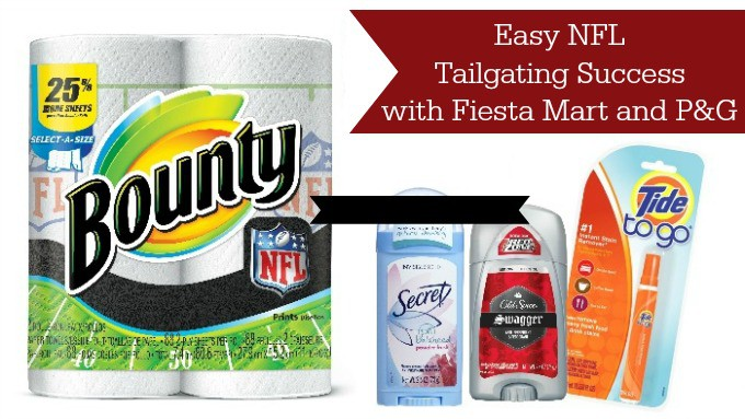NFL Tailgate Party Success with P&G and Fiesta Mart