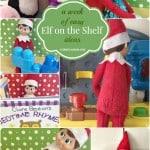 A Week of Easy Elf on the Shelf Ideas