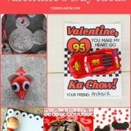 14 Disney Valentines Ideas #ValentinesDay #Disney