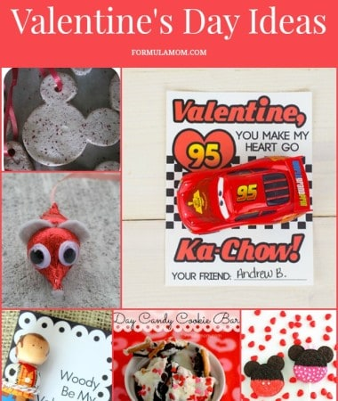 14 Disney Valentines Ideas #ValentinesDay #Disney