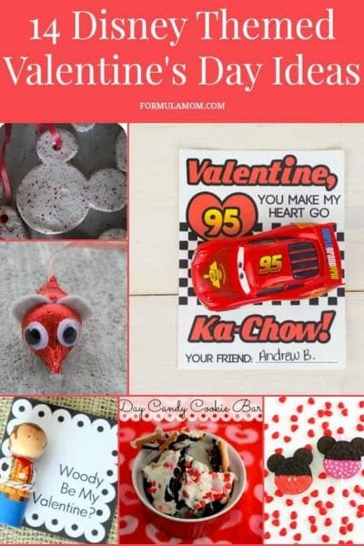 14 Disney Valentines Ideas