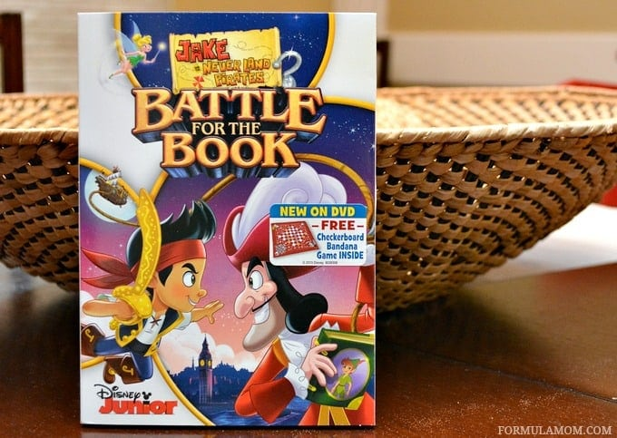 Jake & the Never Land Pirates: Battle for the Book #Disney