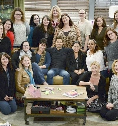 Chatting with the Baby Daddy Cast #ABCFamilyEvent #BabyDaddy