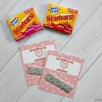 DIY Gum Valentine Craft (with printable!)
