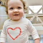 DIY Valentine Shirts for Kids
