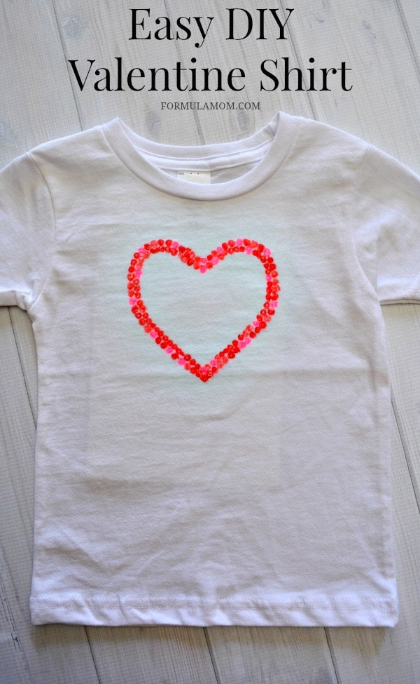 shirt crafts ideas diy shirts for valentinesday crafts 2923