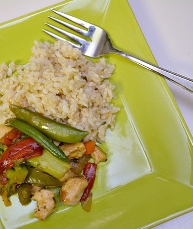 Easy Dinner Ideas: Quick Chicken Stir-Fry with McCormick Skillet Sauces