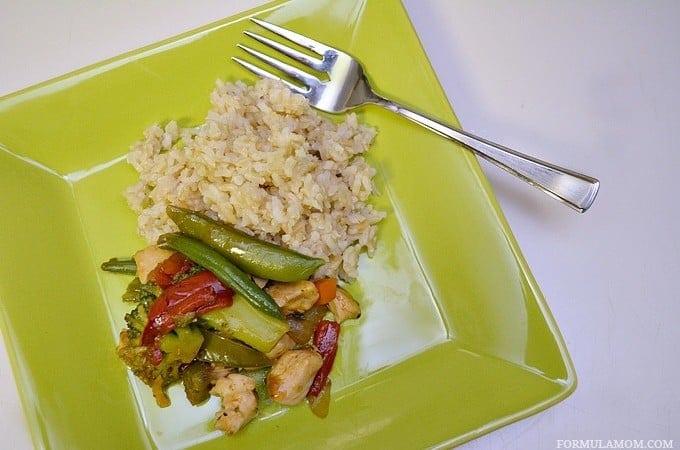 Easy Dinner Ideas: Quick Chicken Stir-Fry