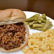 Easy Dinner Ideas: Sloppy Joes