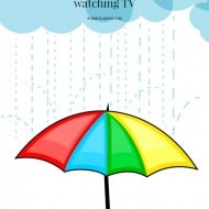 Easy Rainy Day Activities To Do Instead of Watching TV